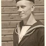 Ordinary Seaman F R Johnson
