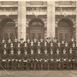 Officer Graduation at RN College Greenwich