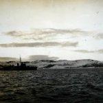 HMS Vizalma in Loch Ewe