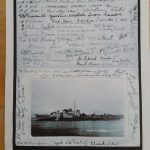 HMS Obedient on leaving