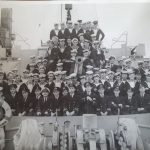 Jack Press can be seen in the second row 4th from right.