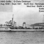 HMS Griffin (H31)