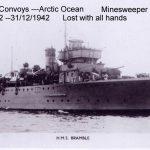 HMS Bramble Minesweeper