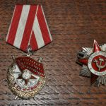 Admiral Lord Lewin's Order of the Red Banner