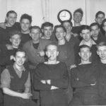 HMS Chaser crew