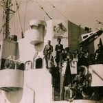 HMS Domett crew