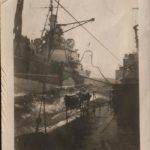 HMS Bulldog in Edinburgh