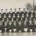 Class AC148 of HMS Ganges in 1937