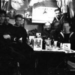 The Mess Deck on HMS Venomous