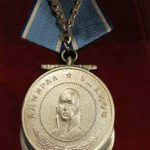 Evan's Ushakov Medal