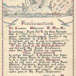 Bluenose Certificate