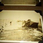 Frozen deck HMS Amazon