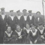 HMS Domett Ready for a Run ashore