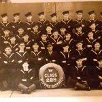 HMS Royal Arthur - Training - AJP LHS Front Row