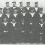 Crew of HMS Volunteer 1941