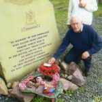 Cove memorial - Loch Ewe