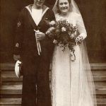 Wedding 1945