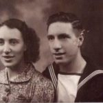 John and his wife Elsie (1942)