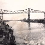 Keil Canal June 1945