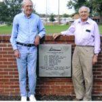 Kenneth Tipper and Albert Ward