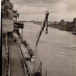 Kiel Canal June 1945