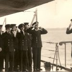 Visit from King George VI