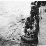 Rescuing German survivors