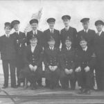 HMS Bellona accounts staff