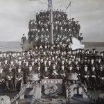 HMS Myngs crew photo