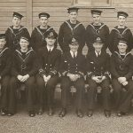 Training in Plymouth 1940