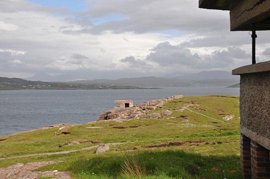 Wartime Loch Ewe
