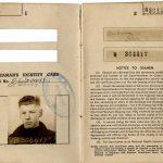 J. T. Jackson identity card