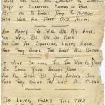Letter from Owen