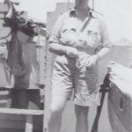 Malta 1944, on way to Naples