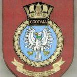 HMS Goodall Crest