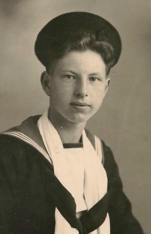 Ernest Farr aged 17