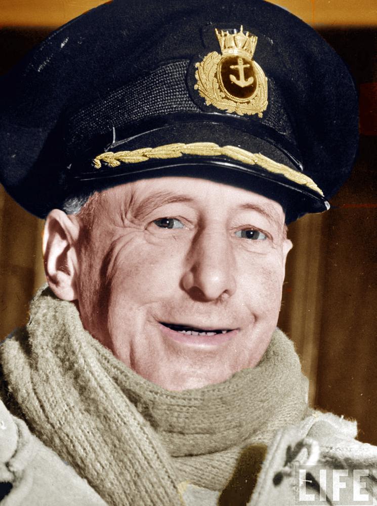 Capt. W. D. Roach