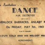 Dance invitation