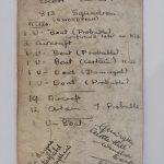 List of HMS Campania kills
