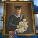 Stoker Edward Wylie portrait
