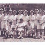 Ivor Williams - Naval group photo