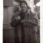 James Edwin Forbes on board HMS Scylla