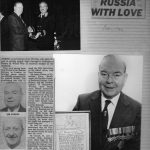 News article (1986) and Bluenose Certificate