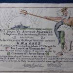 Bluenose Certificate for crossing the Arctic Circle